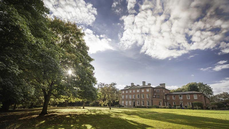 Ansty hall in the lens of Mk Wedding photography