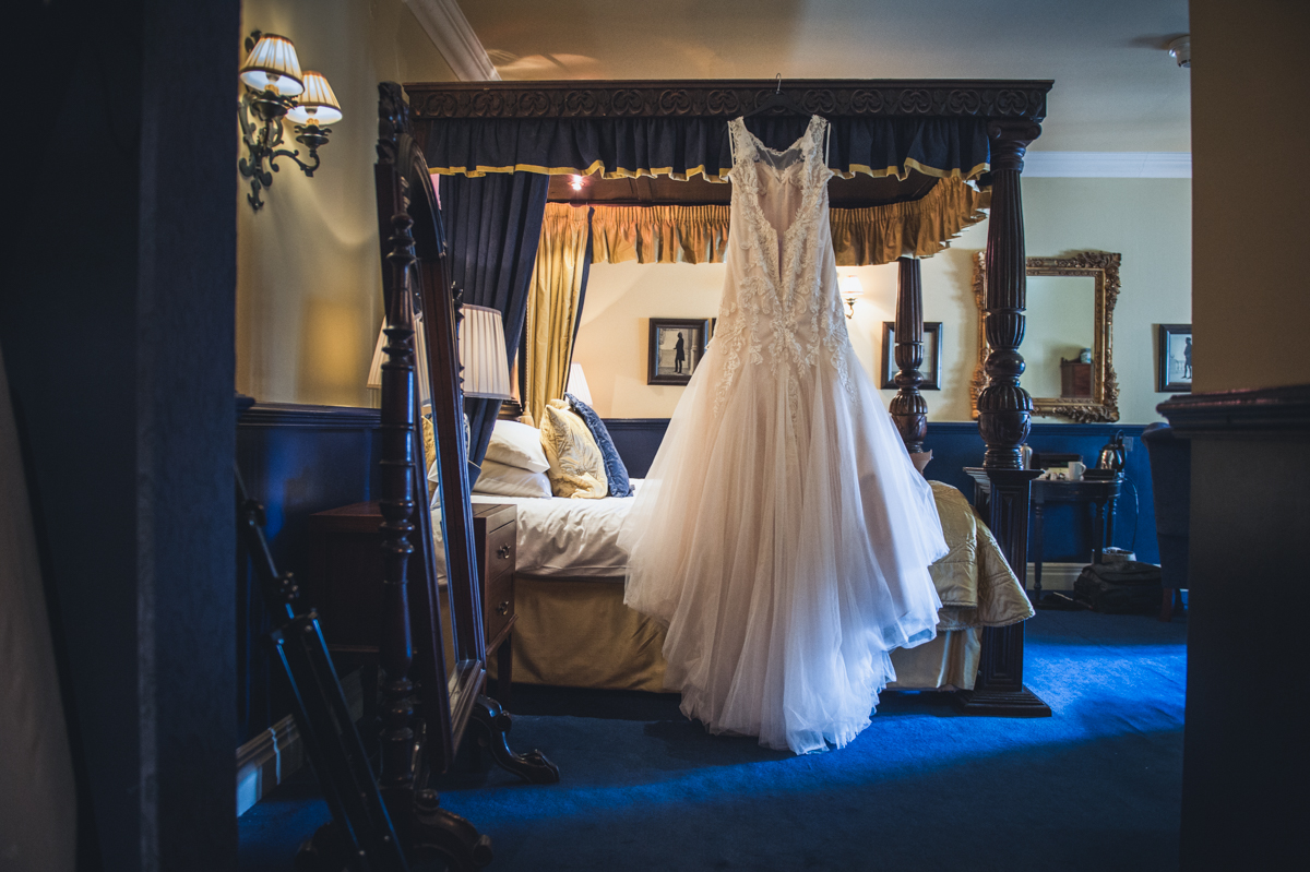 Coombe Abbey Hotel by MK Wedding Photography