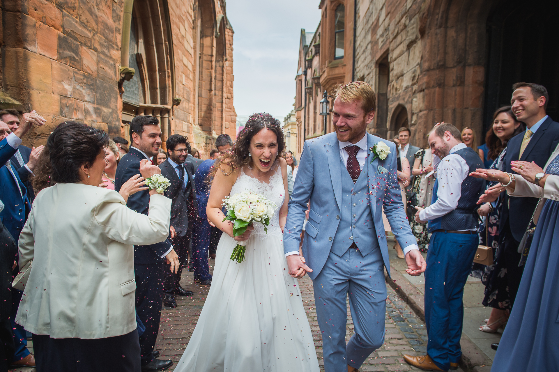 Sofia & Richard, St Marry's Guild hall