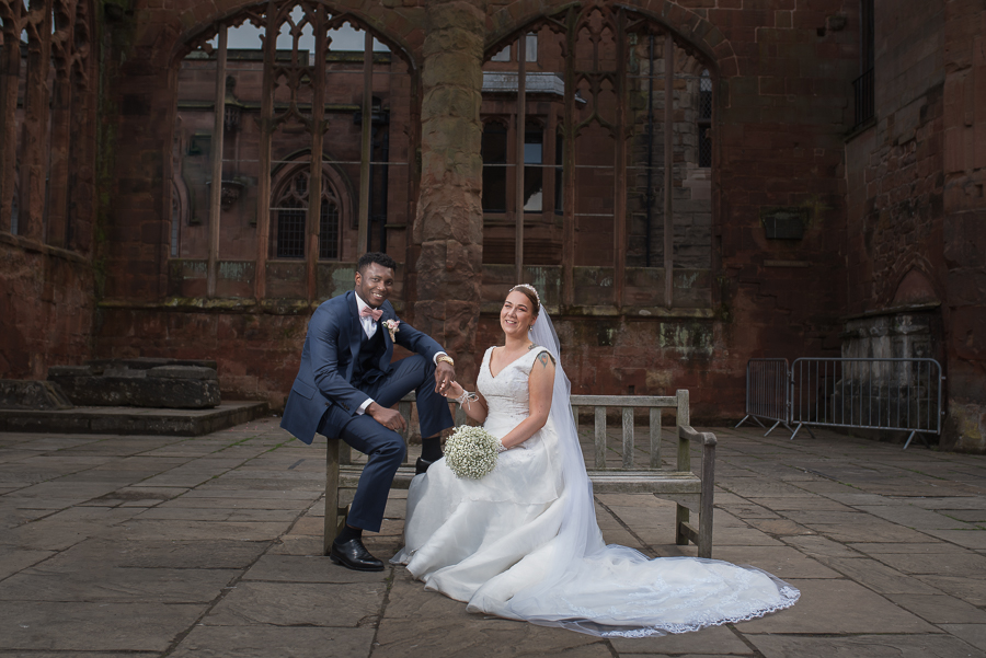Ivka & Henry, St Marry's Guild hall