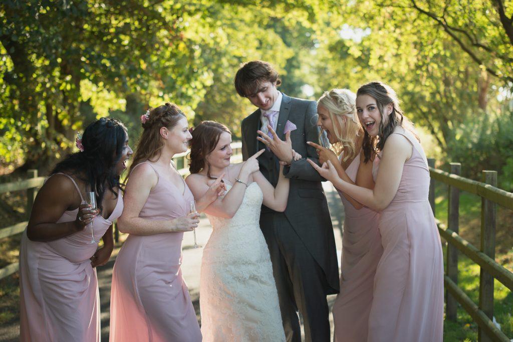 Brandon Hall wedding photography