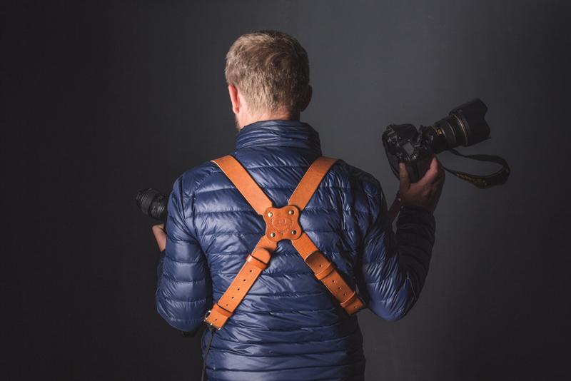 multi camera straps