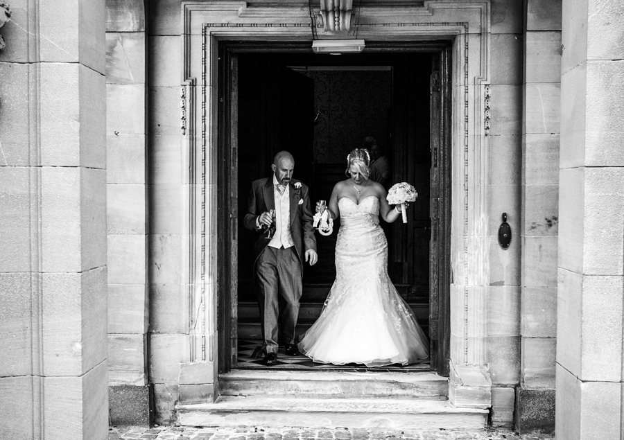 west midlands wedding photographer at Dunchurch Park Hotel