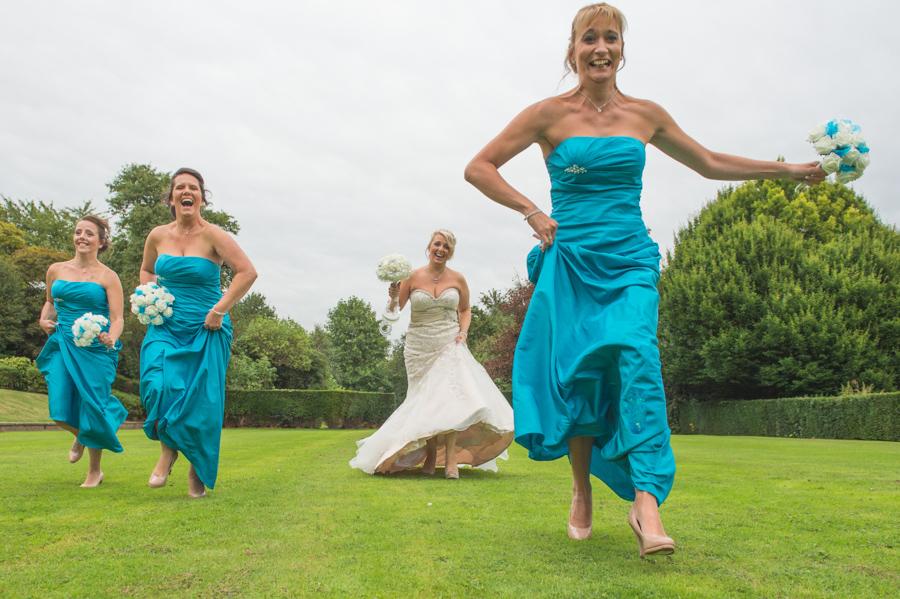 wedding session, Dunchurch Park