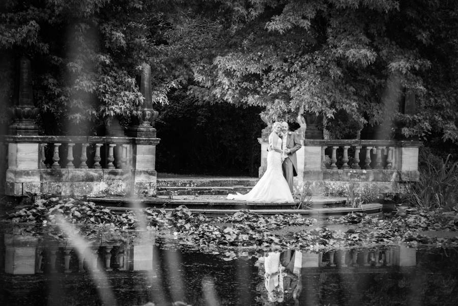 Wedding photographer from west midlands at Dunchurch park Hotel