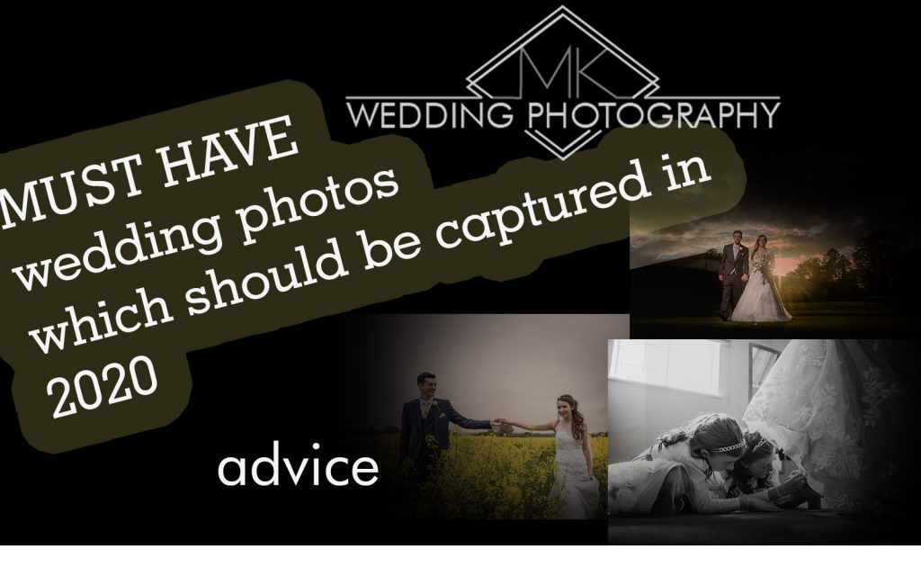 19 must have wedding photos 2020