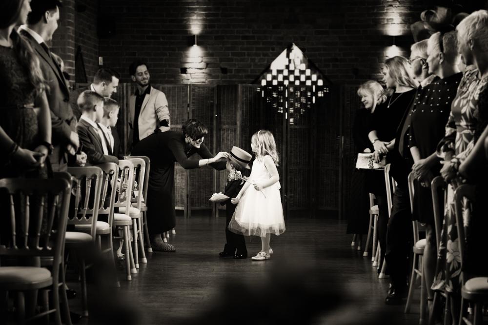 Swallows Nest barn by MK Wedding Photography west midlands wedding photographer