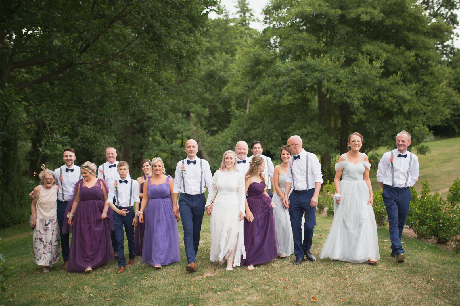 family photos at the mill barns by mk wedding photography