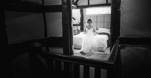 bride preparation, a venue in west midlands