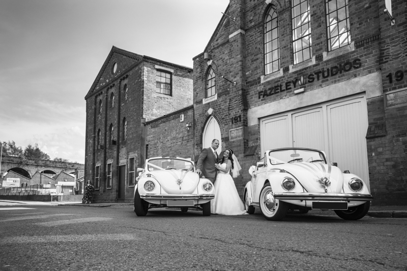 Wedding car by Mk Wedding Photography