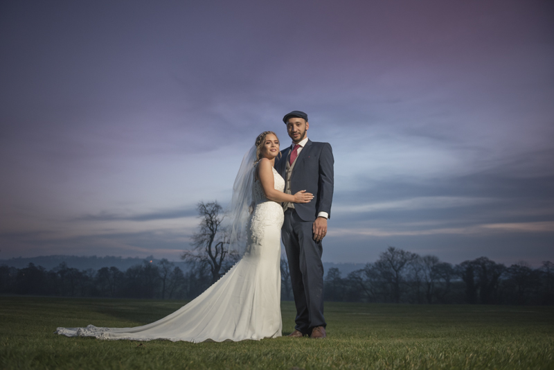 wedding photography at shottle hall captured by the best wedding photographer in west midlands