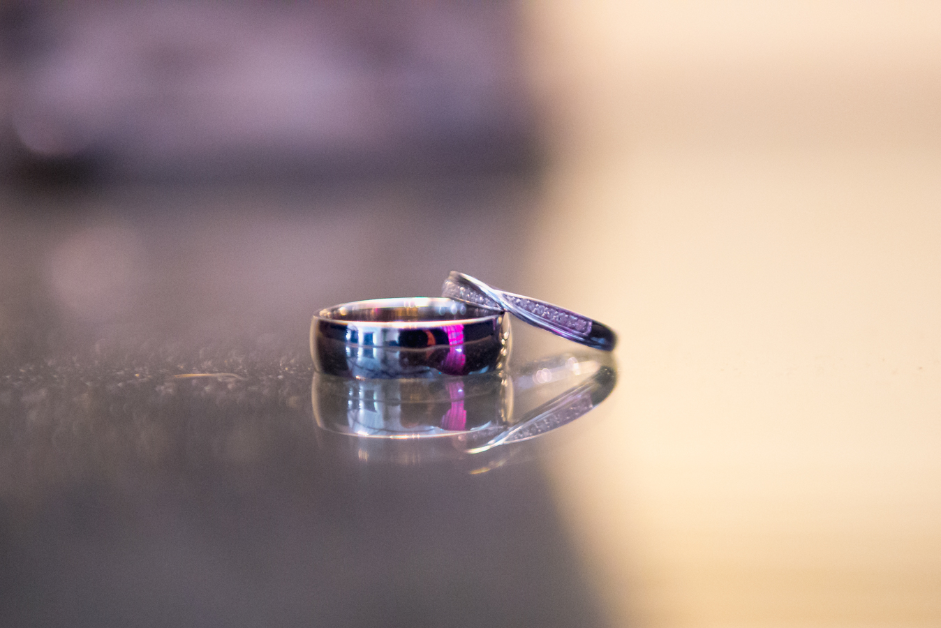 wedding rings photographer by one from the best wedding photographers in coventry