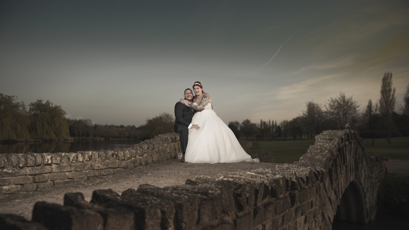 wedding photography in west midlands at windmill village hotel in coventry