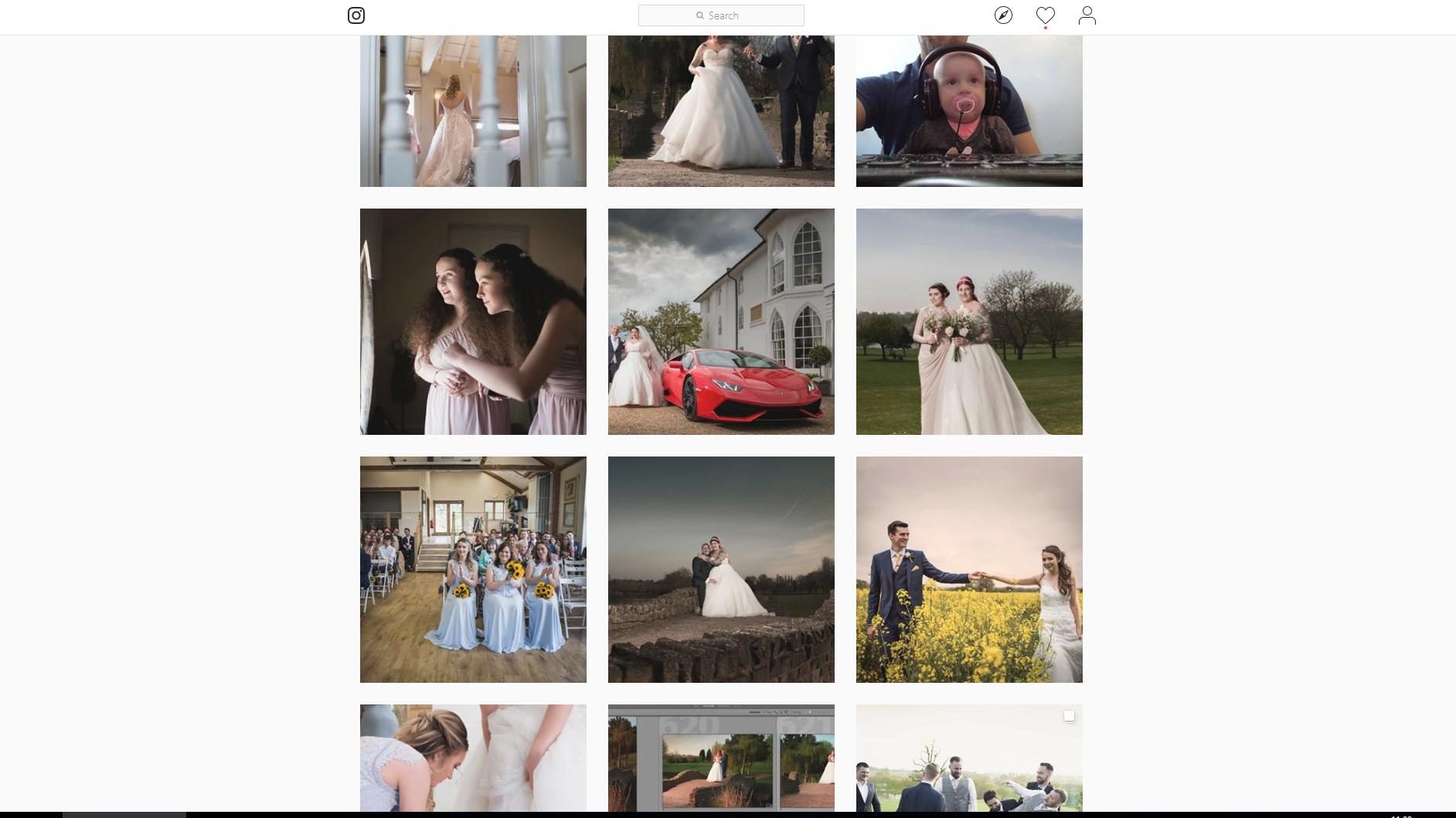 Instagram - Mk Wedding Photography