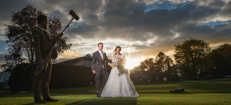 I reveal my secret on how to create a great wedding photo