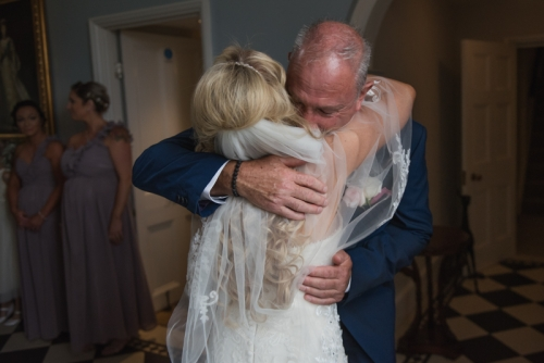 wedding photography at Stanbrook Abbey hotel