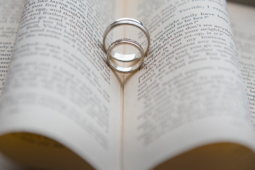 Stanbrook Abbey hotel wedding rings by mk wedding photography