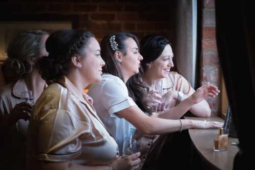natural wedding photographer in Coventry