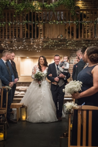 Curradine barns in the lens of one from the best wedding photographers in Coventry