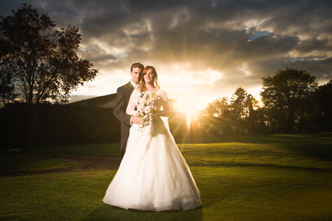 mk wedding photography at ullesthrope court hotel