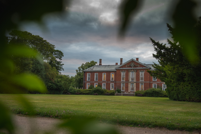 Bosworth hall by MK Wedding photography