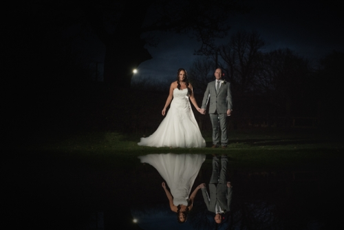 Creative wedding photography in Coventry - mk wedding photography
