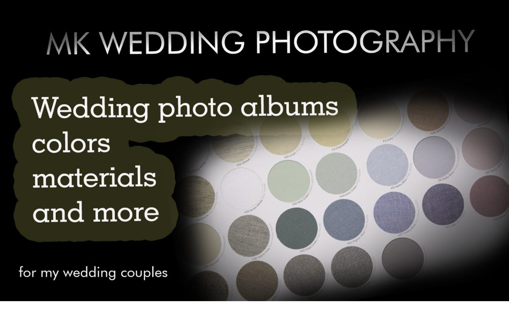 MK WEDDING PHOTOGRAPHY albums