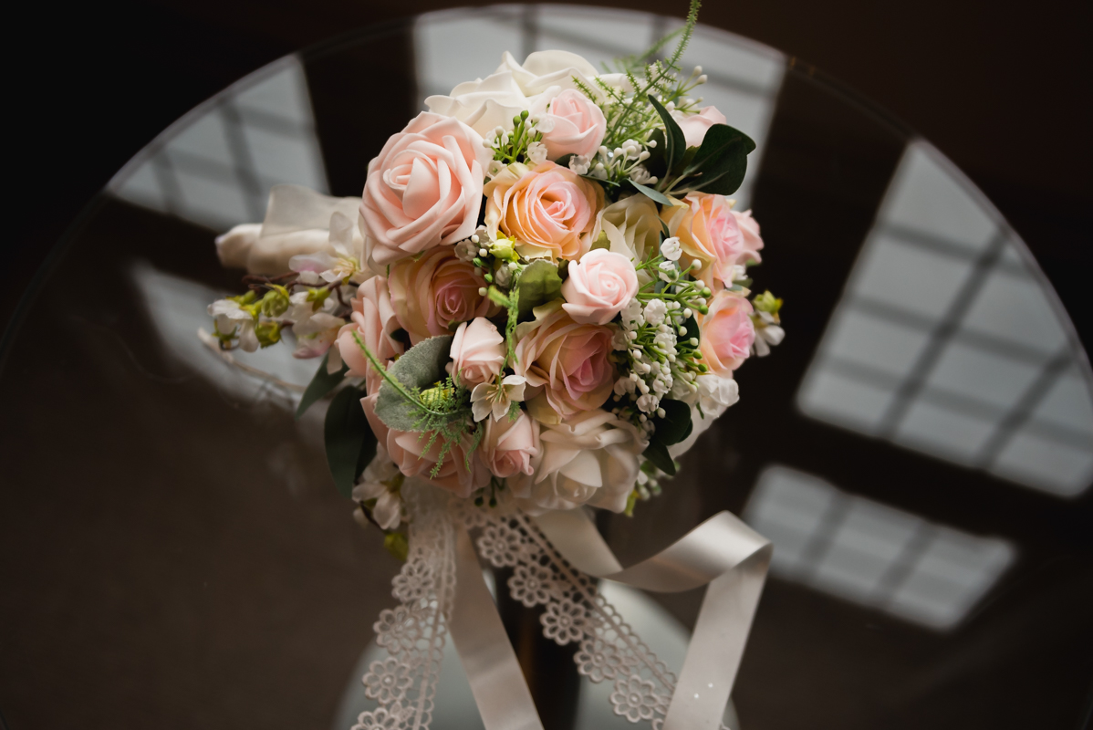 beautiful wedding photos at Hogarths Solihull