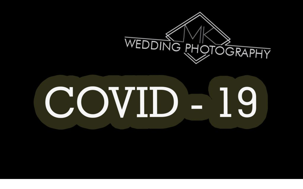 COVID19 vs wedding photography