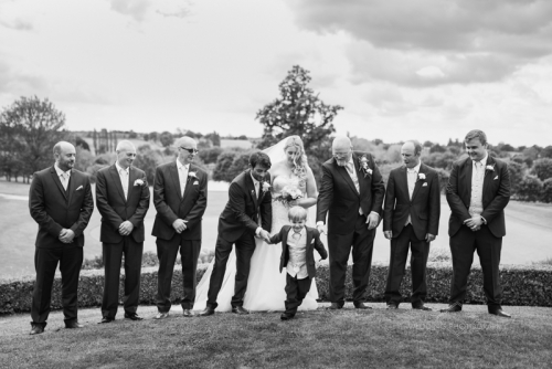 I think this is the best group wedding photo MK Wedding photography has ever took. A lot of action, a great composition