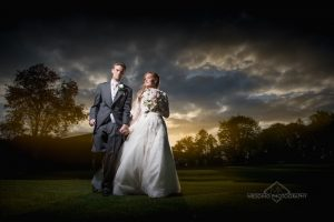 Mk Wedding Photography at Ullesthrope Court