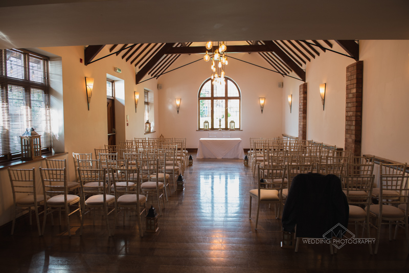 Are you getting married at Nuthurst Grange In Solihull?