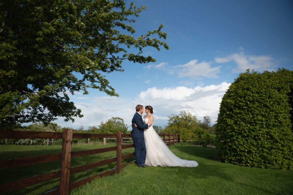 Real wedding day at Primose Hill Farm by MK Wedding Photography